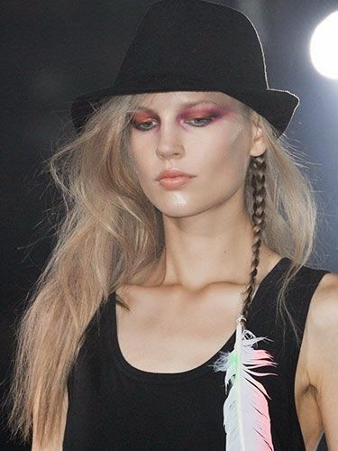 Spring 2014 Braids Hair Trend - New York Fashion Week Spring 2014 Hair Trends - Real Beauty