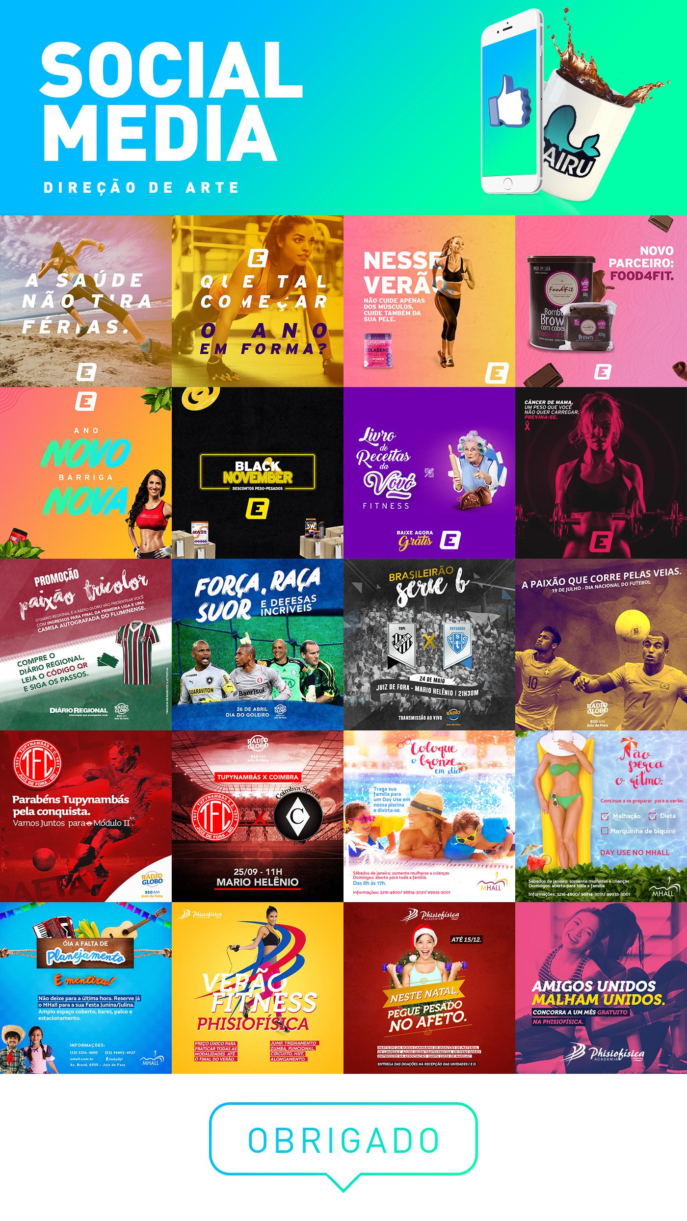Social Media - Diversos on Behance | banner | Pinterest ...