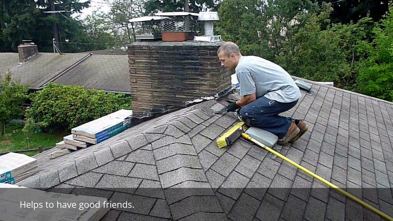 How To Install New Roof Shingles Over Old in 2020 Roof
