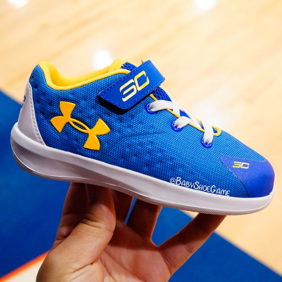 under armour stephen curry shoes for kids