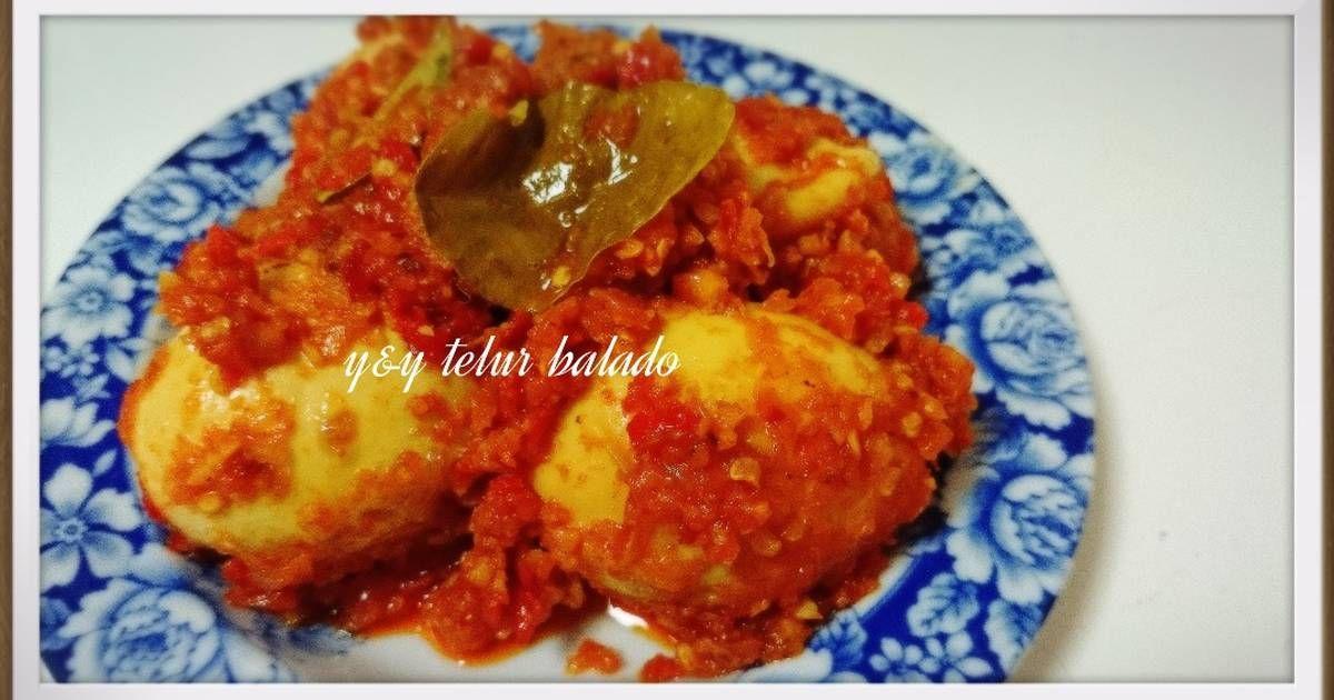 Resep Sambal Goreng Telur Oleh Yny Resep Makanan Telur Resep