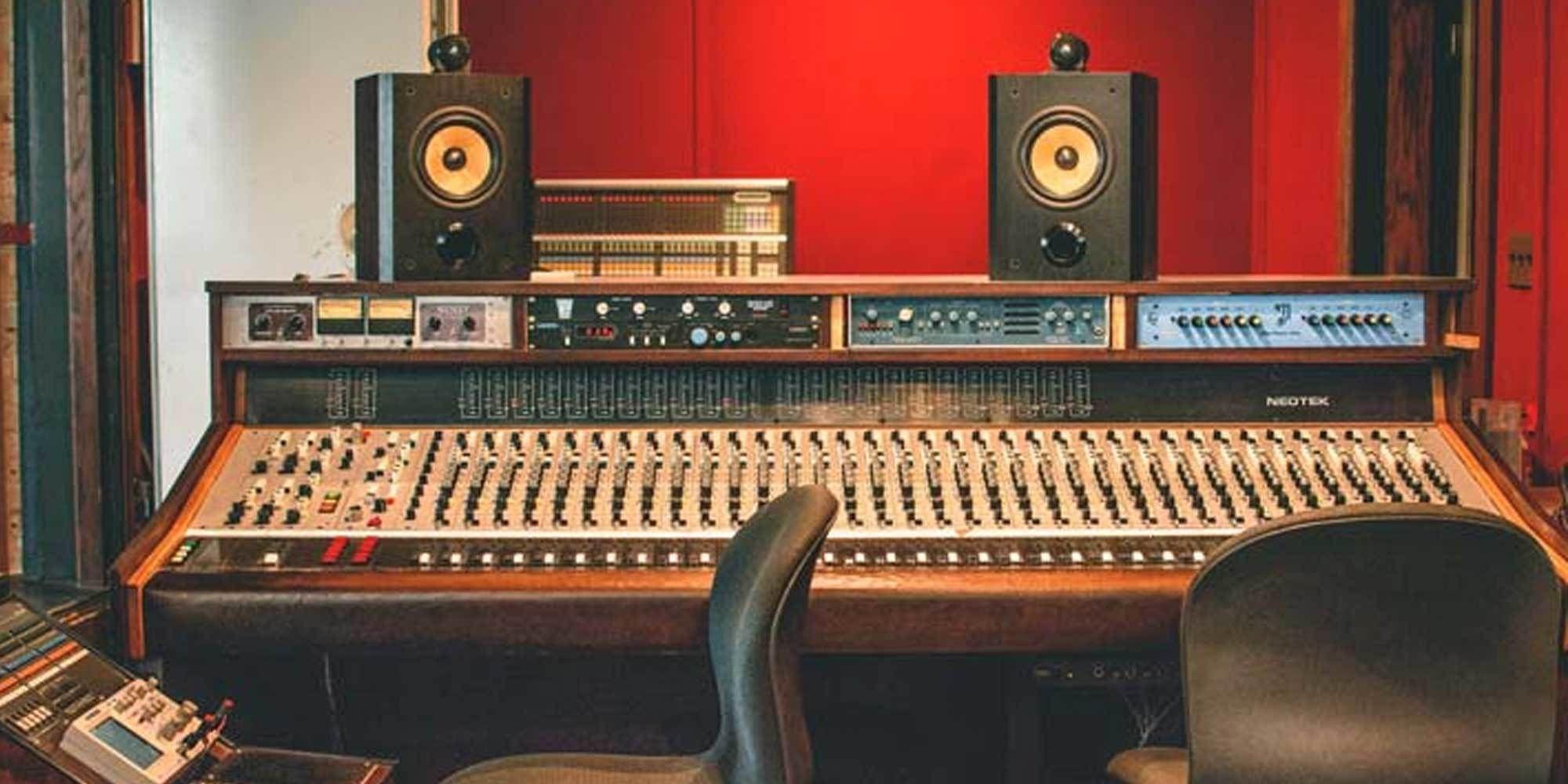 Reverb Soundcheck Inside Electrical Audio Electricity Audio Jukebox
