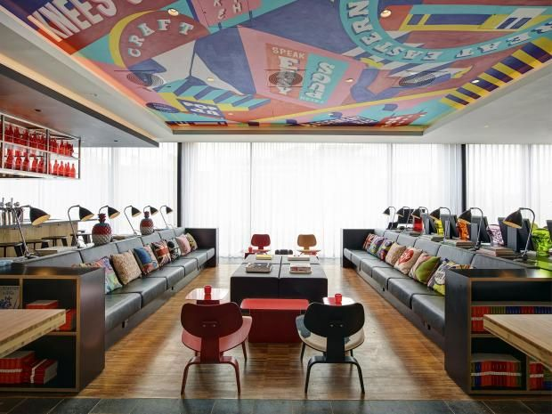 The Dutch chain bringing style to London\u0027s budget hotel scene - design hotel citizenm london
