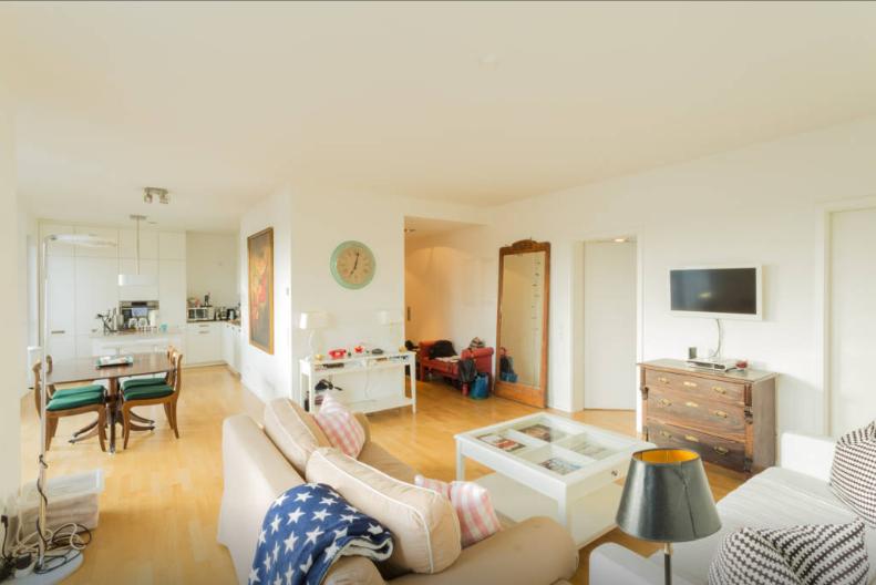 All Included Room In 95 Qm Penthouse Apartment Best Location Wg Zimmer In Frankfurt Am Main Sachsenhausen Penthouse Wohnung Wg Zimmer Haus Deko