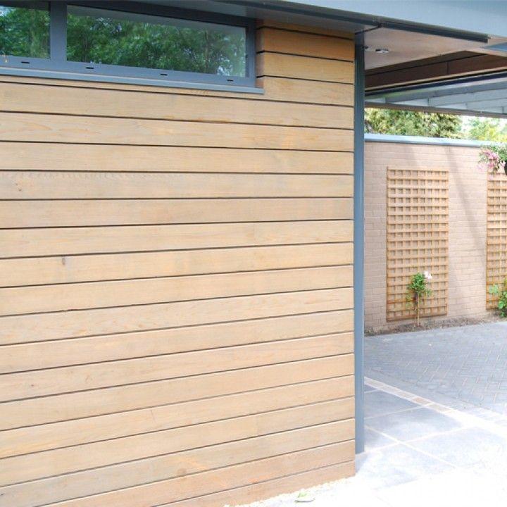 Western Red Cedar No 4 Clear Rainscreen Cladding 19 X 144mm Cladding Rainscreen Cladding Cladding Feature Wall Cladding