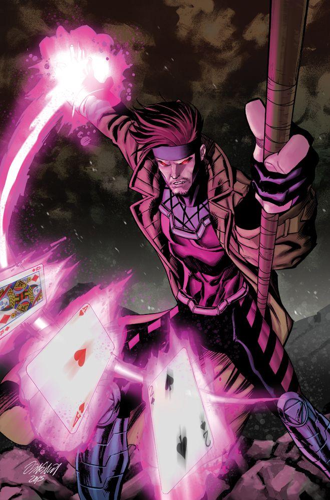 Lediableblancdotcom Gambit Marvel Marvel Comics Art Marvel Xmen