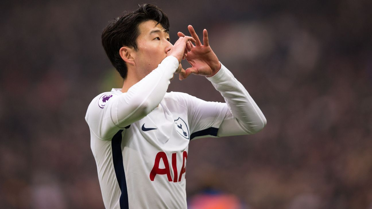 Attenti Bambini ~ Son heung min should get more attention in england ki sung yueng