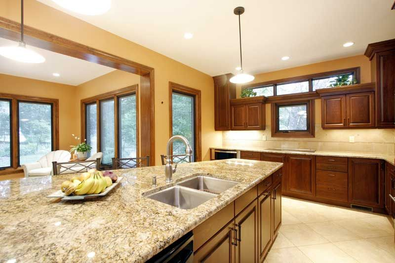 Riggs Construction Remodeling Company St. Louis, MO :: A Beautiful Kitchen  Remodel Designed