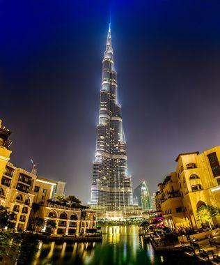 8 Luxury Experiences in the UAE