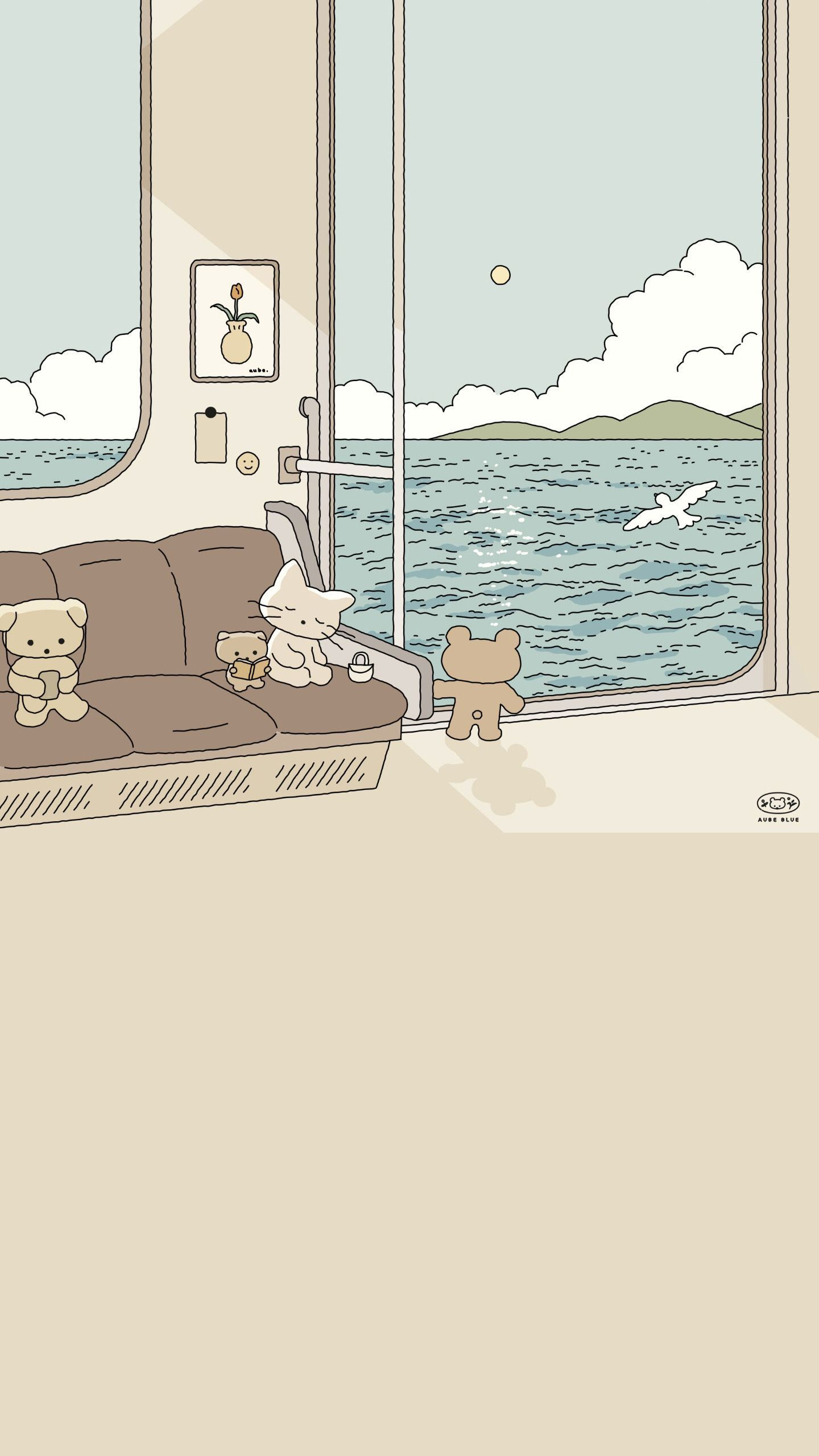 Images By Linel̶̶e̶̶s̶̶s̶ -- On •wallpaper• In 2021   Cute Cartoon Wallpapers, Cartoon Wallpaper, Cute Pastel Wallpaper 95F