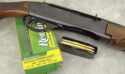Remington 750 Woodmaster in  35 Whelen | Guns | Firearms