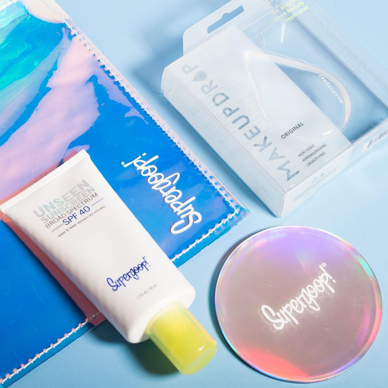 Unseen Sunscreen SPF 40 Sunscreen, Makeup