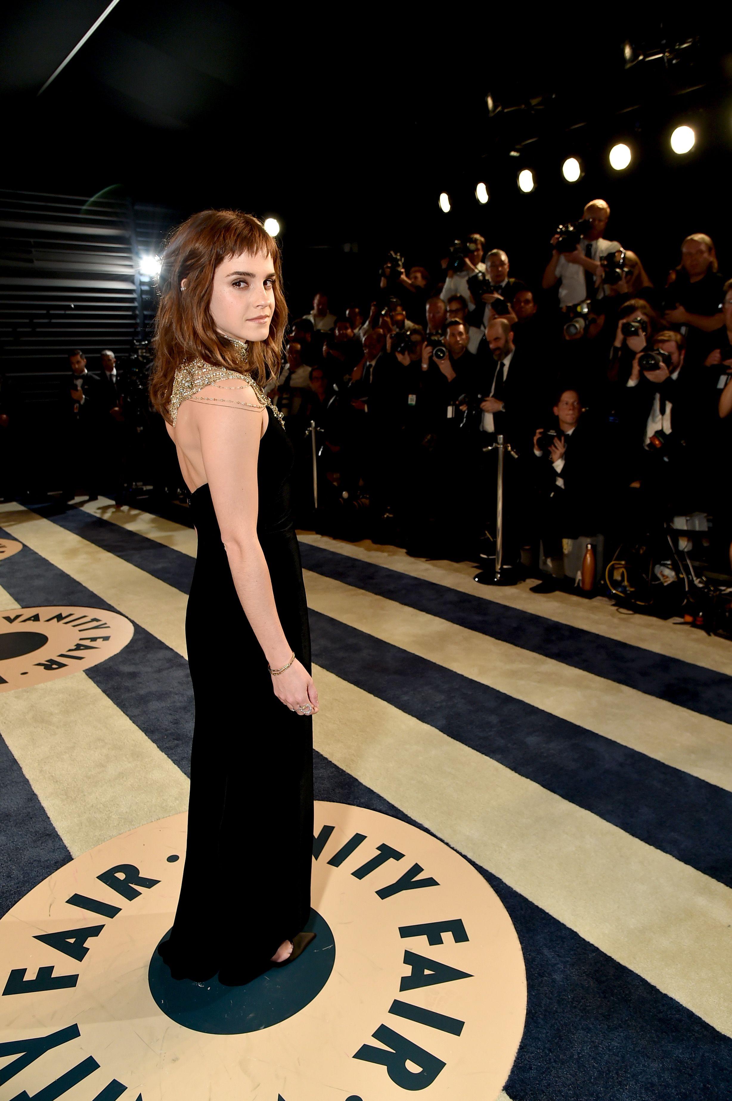 2018 03 04 The 2018 Vanity Fair Oscar Party In