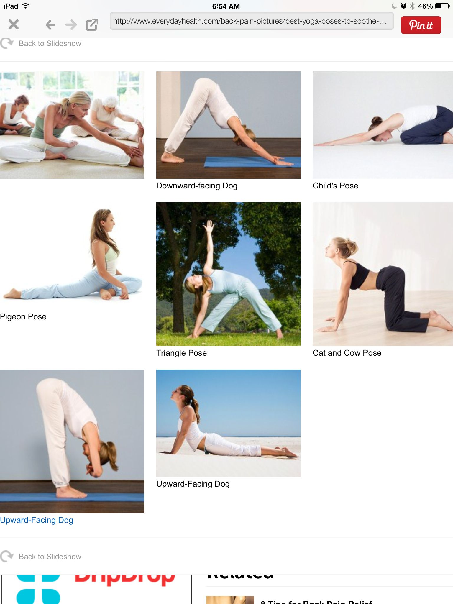 Everyday back exercises  Soothing back pain  Fitness exercises