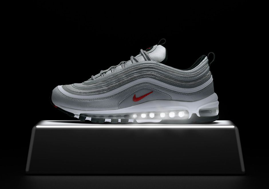 Nike Air Max Silver Bullet Releases April 2017 | Shoes