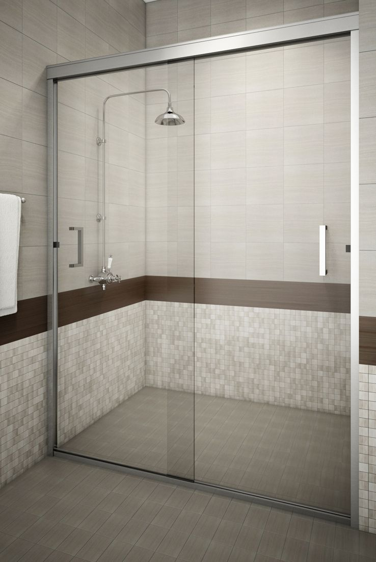 Tombstone Series Features A Square Header 1 4 Thick Tempered Glass Combined With Two Square 8 Pull Shower Doors Bathroom Color Schemes Modern Shower Doors