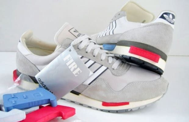 purchase cheap f8f5a a07da 76. adidas Fire - The 80 Greatest Sneakers of the  80s   Complex
