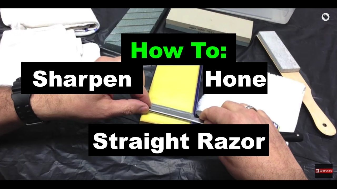 How to sharpen hone a straight razor shop shavenation wet how to sharpen hone a straight razor shop shavenation baditri Image collections