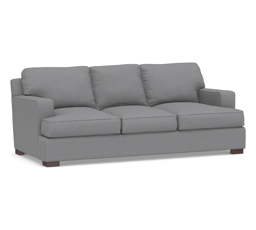 Townsend Square Arm Upholstered Sofa Upholstered Sofa Sofa