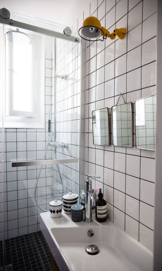 Thierry Arnaudin Et MarieSophie Honor  Ans  Bath Subway Tiles