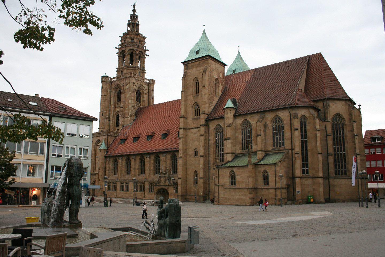 Kilianskirche Heilbronn Heilbronn Reiseziele Reiseziele Deutschland