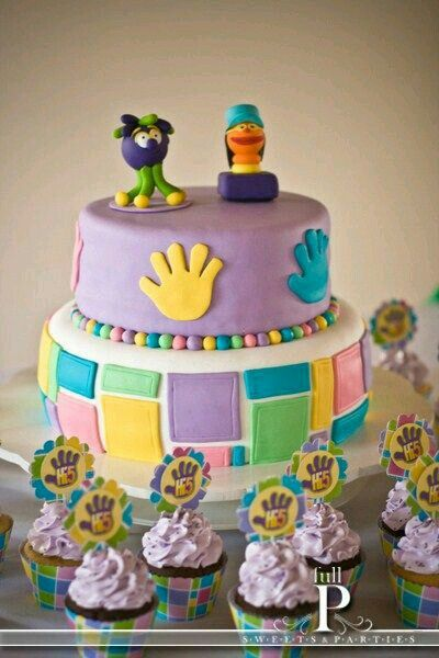 Discover Ideas About Fifth Birthday Cake