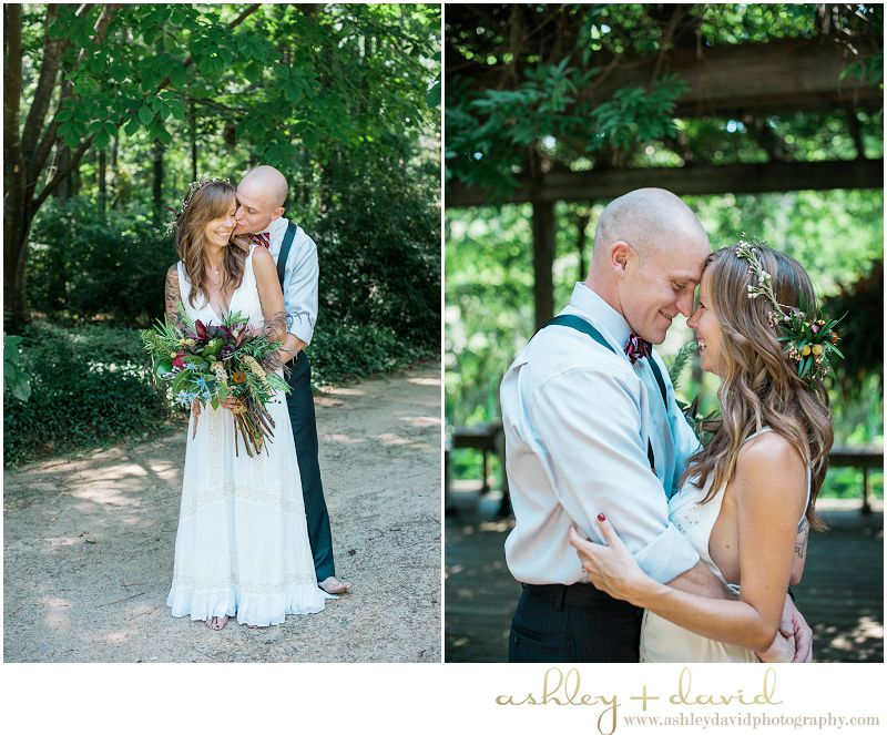 Fayetteville Wedding Venues | Cape Fear Botanical Garden Wedding Venue Fayetteville Nc