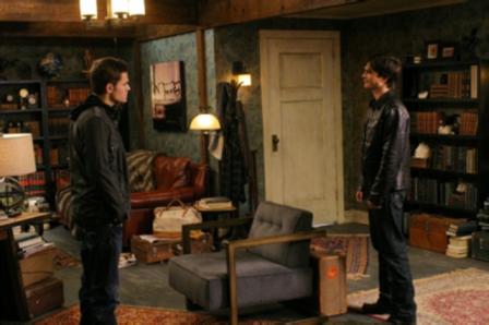 Love 'The Vampire Diaries?' Take a tour on the set (photos)