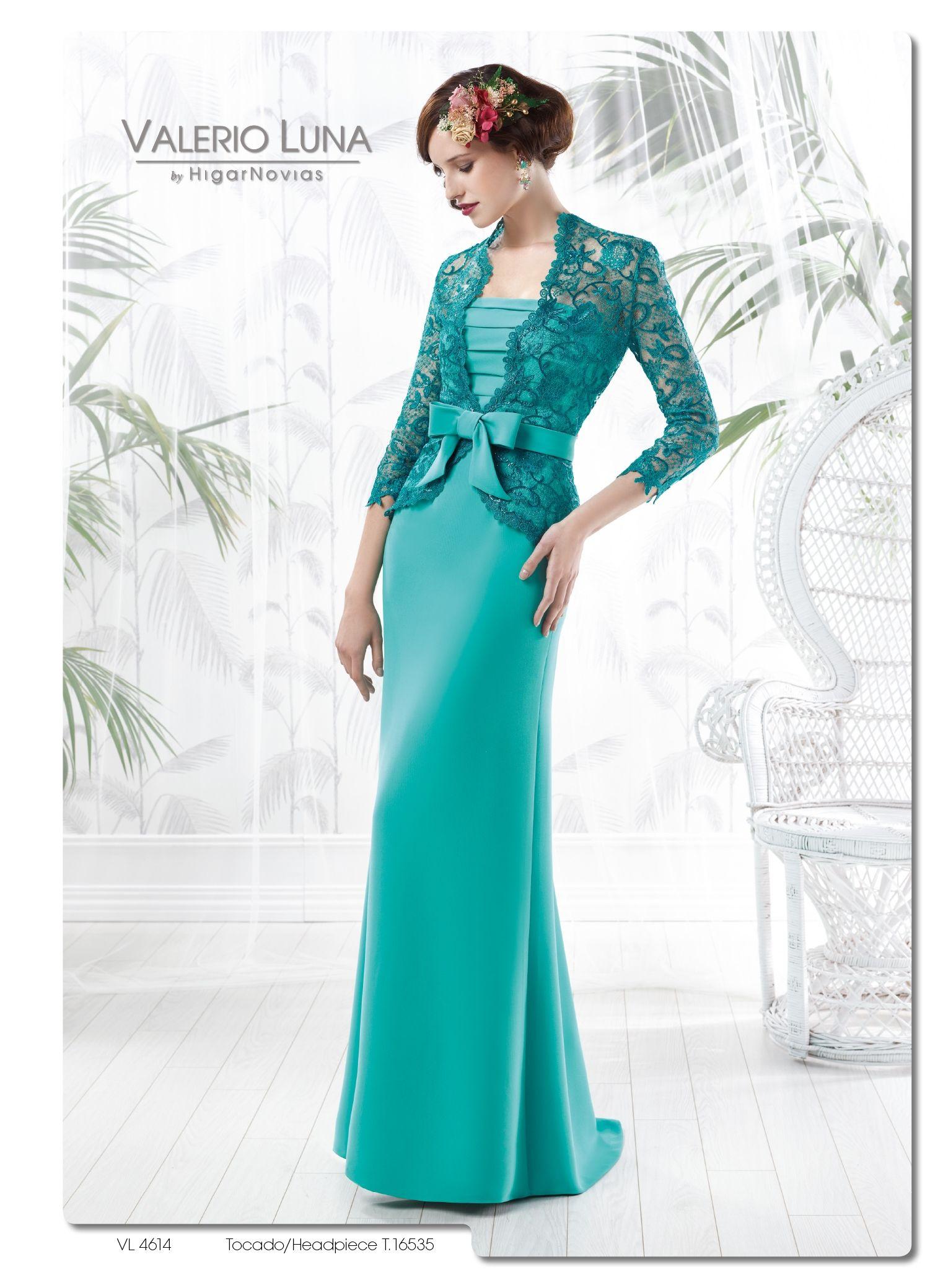 Valerio Luna | vestidos largos | Pinterest | Vestidos de fiesta ...