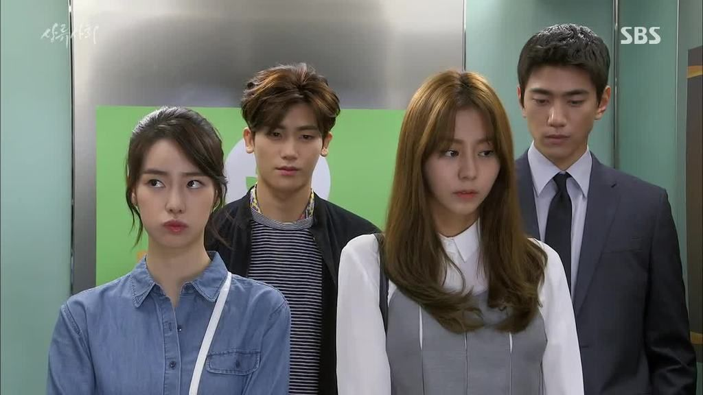 High Society Episode 4 Dramabeans Deconstructing Korean Dramas And Kpop Culture High Society Kdrama High Society Korean Drama High Society