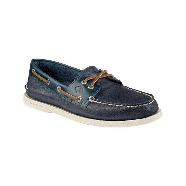 Men's Sperry Top-Sider A/O 2-Eye Cross Lace Boat Shoe -
