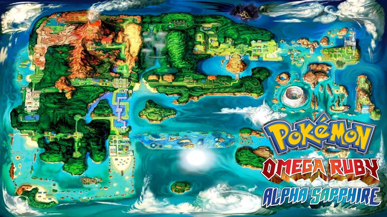 Pokemon Omega Ruby And Alpha Sapphire Review My Nintendo