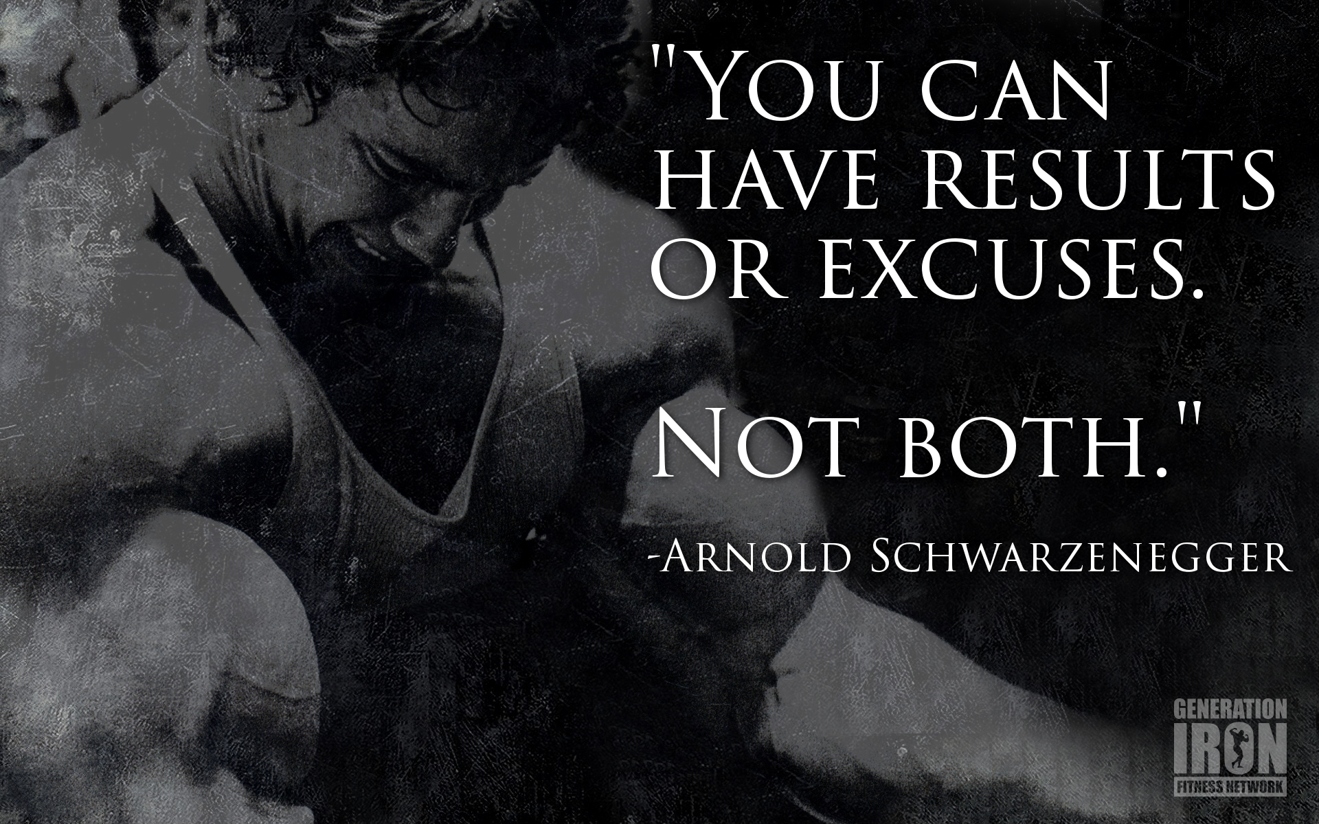 Quote Of The Week Arnold Schwarzenegger Arnold Quotes