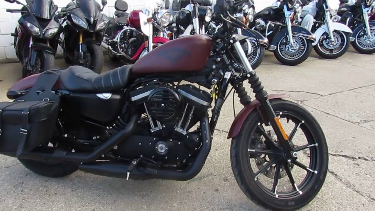 sportster 883 iron for sale in michigan $7,999 u3846 | even more