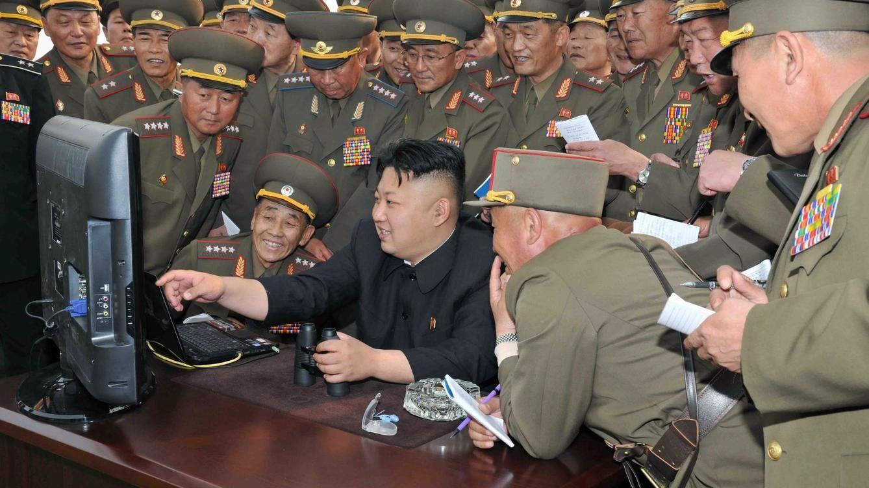 Foto: Kim Jong-un, Líder Supremo de Corea del Norte. (Reuters)