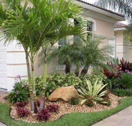 49 ideas palm tree garden ideas front yards landscape design -  49 ideas palm tree garden ideas front yards landscape design #garden #design #landscape #tree  - #creativegardenideas #design #diyeasygardenideas #diygardendesign #front #garden #gardenLandscapedesign #ideas #landscape #palm #tree #yards