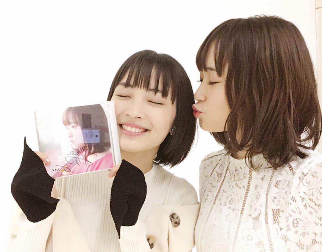 Ryoさんはinstagramを利用しています 大原櫻子 かわいい 可愛い 広瀬すず さくすず 広瀬すず 可愛い すず 有名人