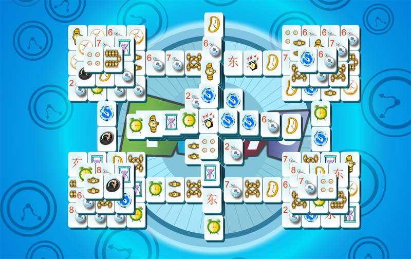 МАДЖОНГ НА 5 МИНУТ — играть онлайн бесплатно