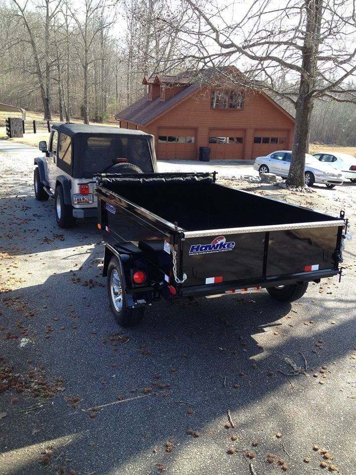 Macon Ga Dump Trailers Best Trailers Trailers For Sale