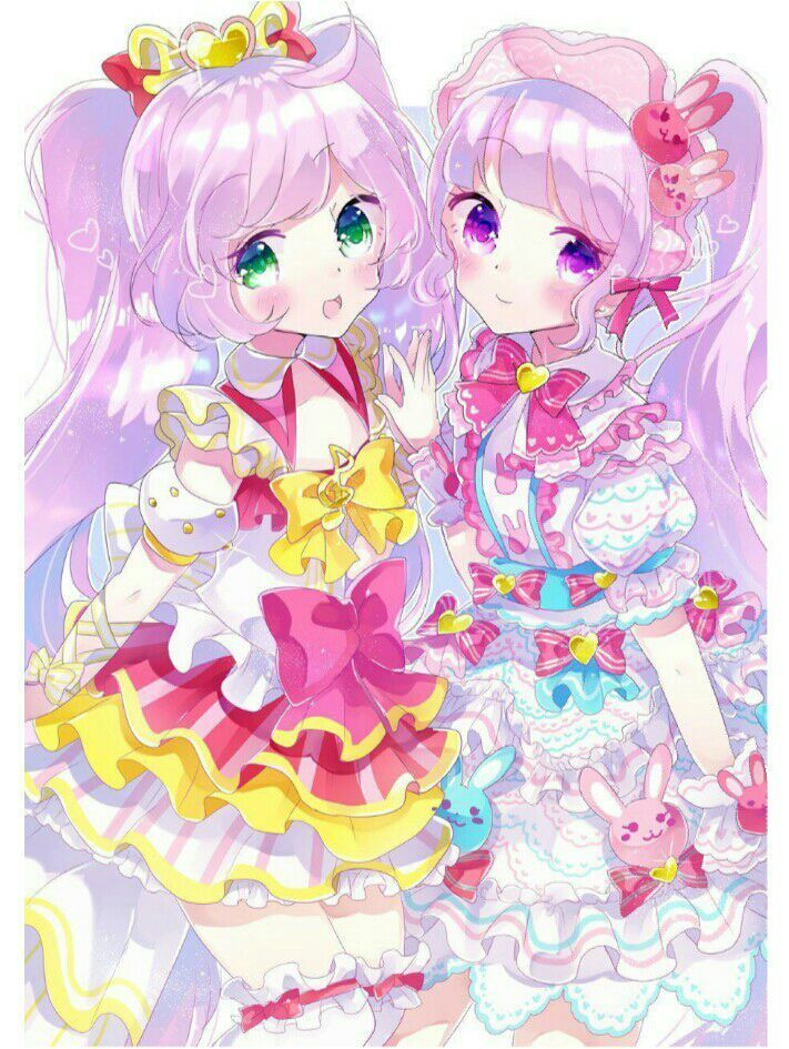 Idol time pripara (Solami With) T1 - chap 4