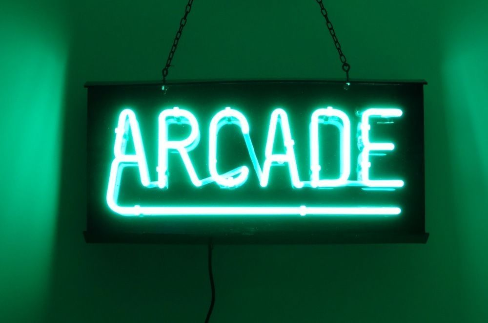 There is an old arcade that double as a speak easy, and this is where the gangsters dwell