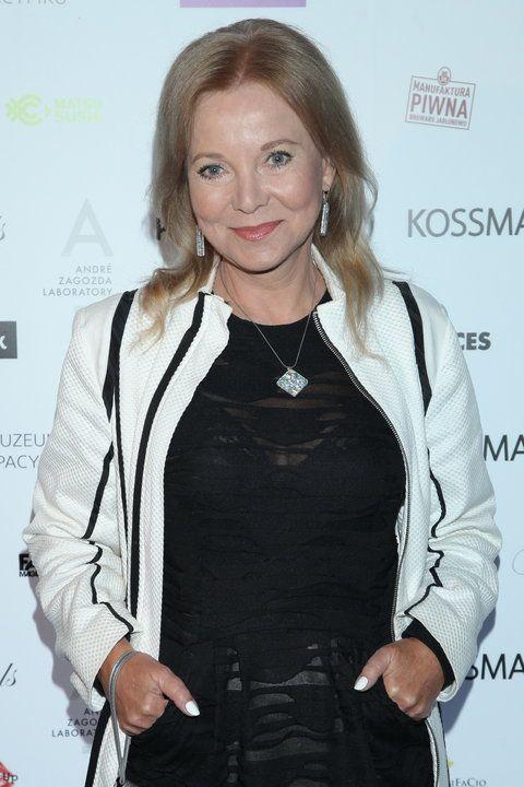 Laura Łącz w 2014 roku