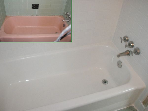 DIY bathtub refinishing Yay !!! | For the Home | Pinterest ...