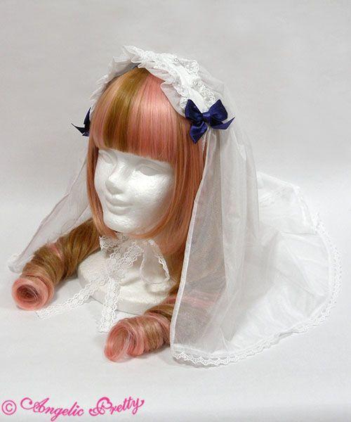 シスターベールヘッドドレス