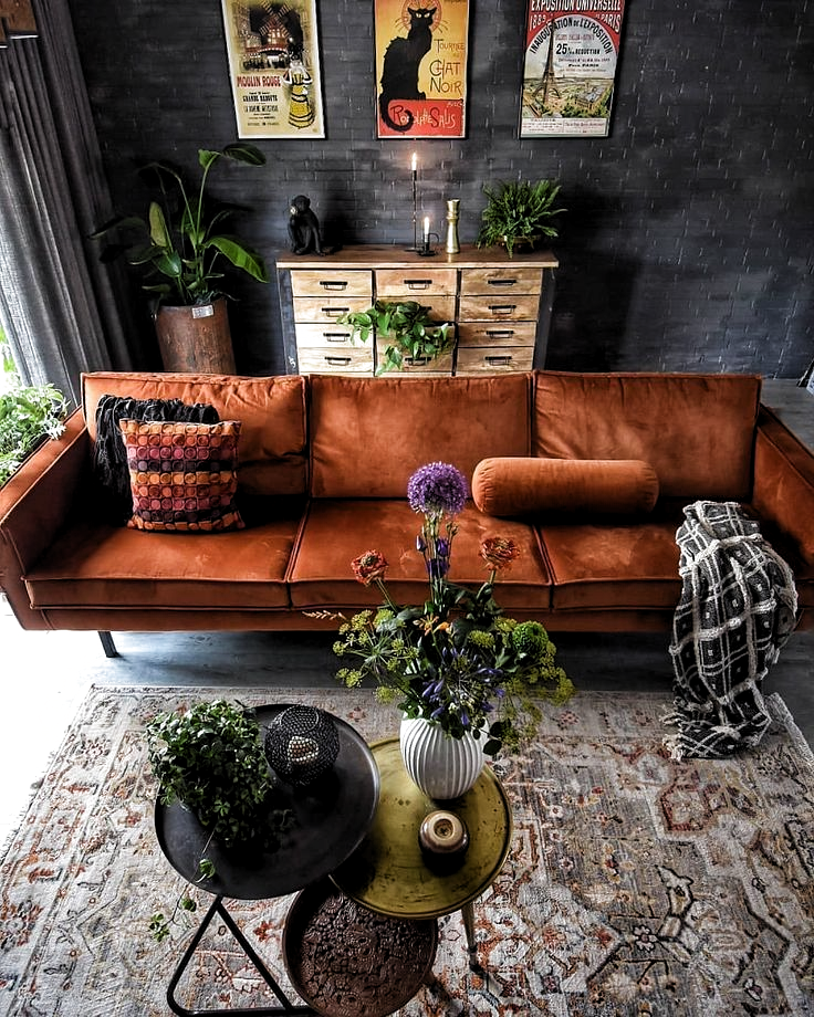 48+ Eclectic home decor 2020 information