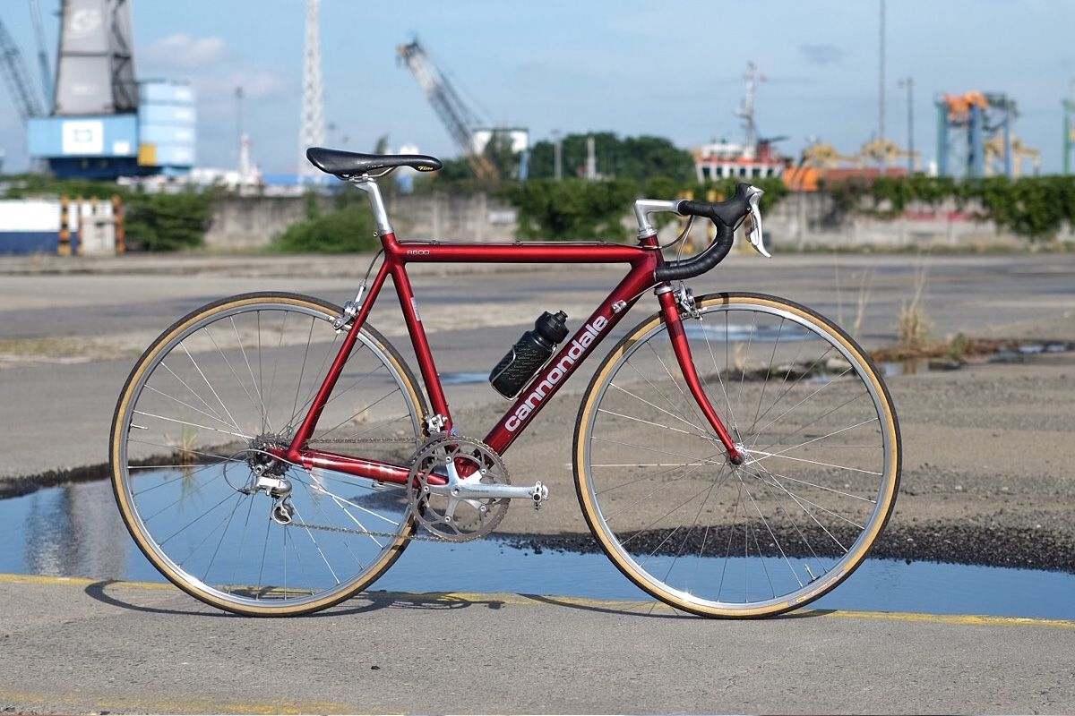 The 90 S Will Rise Again Andy S Cannondale R600 With Images