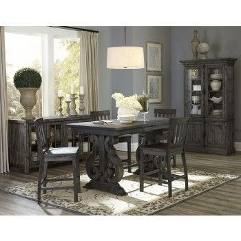 Bridgewater Gathering Set By Magnussen Home. Get Your Bridgewater Gathering  Set At Plantation Furniture, Richmond TX Furniture Store.