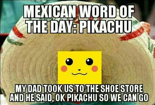 Pin On Mexican Word Of The Day