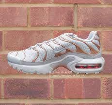 rose gold tn shoes | Nike air max