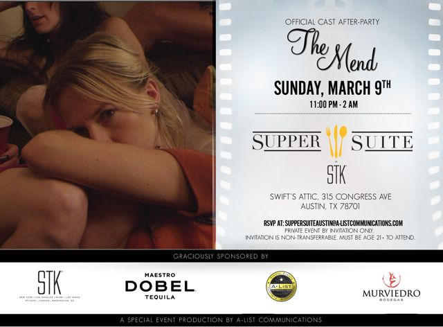 Official Cast After- Party graciously sponsored by Bodegas Murviedro